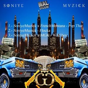 Soniye Muzick- Back